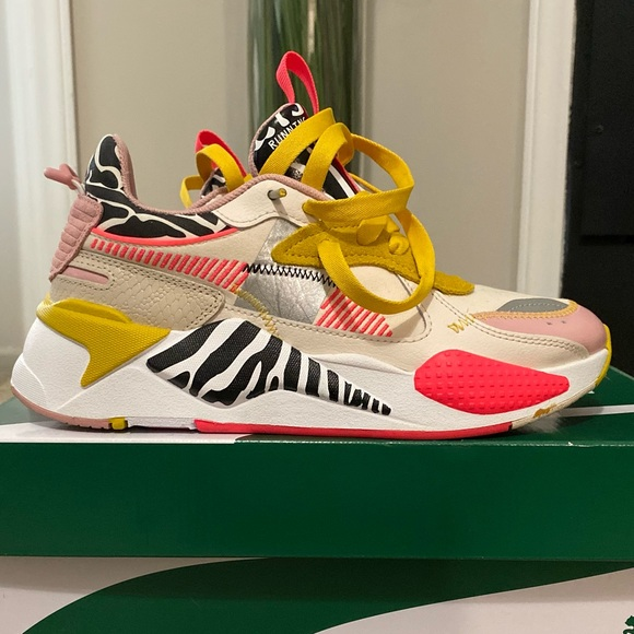 Puma Shoes | Puma Rsx Unexpected Mixes